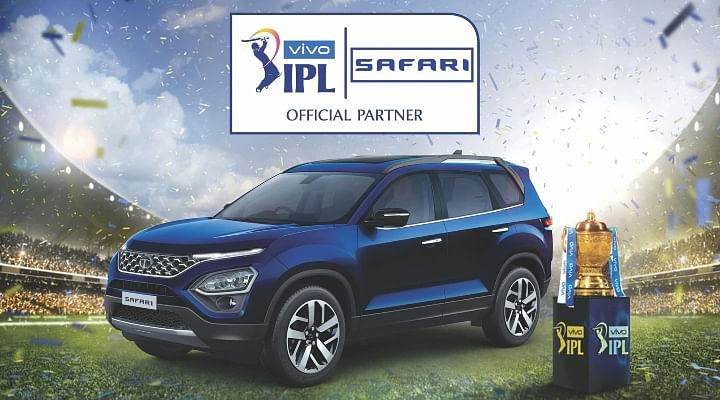 Tata Safari IPL 2021