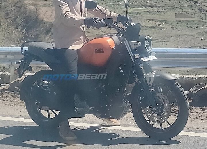 Yamaha FZ-X India Launch