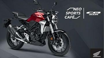 2021 Honda CB 300R BS6 India Launch