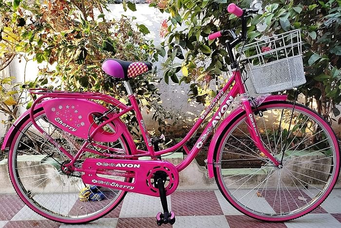 top 5 bicycles for women in India