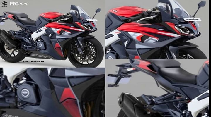 Ever Seen A Bajaj Pulsar Rs1000 Be The First To Look At It