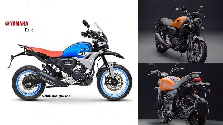HONDA XR125 - ZA Bikers