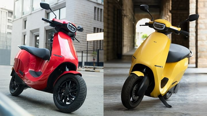 Ola Electric S1 vs S1 Pro - Know The Difference Here